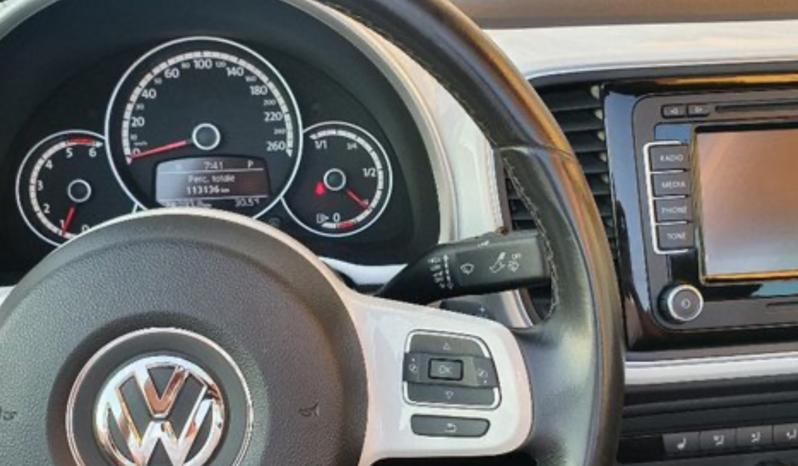 VOLKSWAGEN Maggiolino Cabrio 1.6 TDI DSG Design pieno